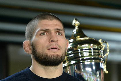 Глава UFC пожелал Нурмагомедову полугодовой дисквалификации