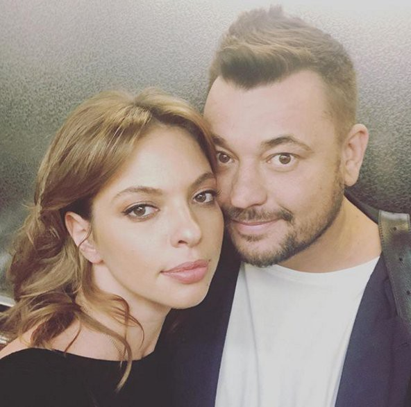 Жена Сергея Жукова поблагодарила октябрь за новую влюбленность