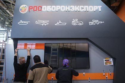 Россия на четверть увеличила поставки оружия
