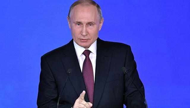 Сроки оглашения Путиным послания Федеральному собранию пока не определены