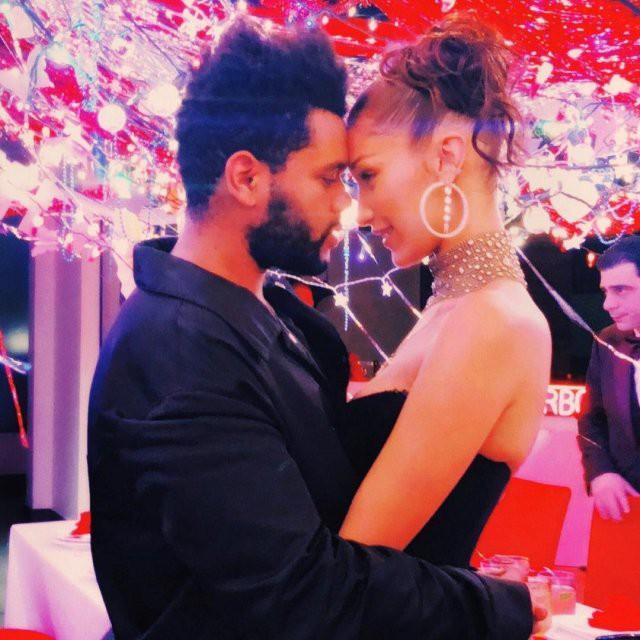 Белла Хадид и The Weeknd решили жить вместе