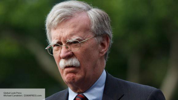 Болтон анонсировал санкции против «тройки тираний»