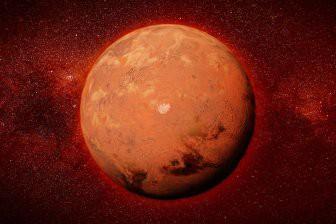 Астробиологи узнали, как на Марсе мог появиться органический углерод
