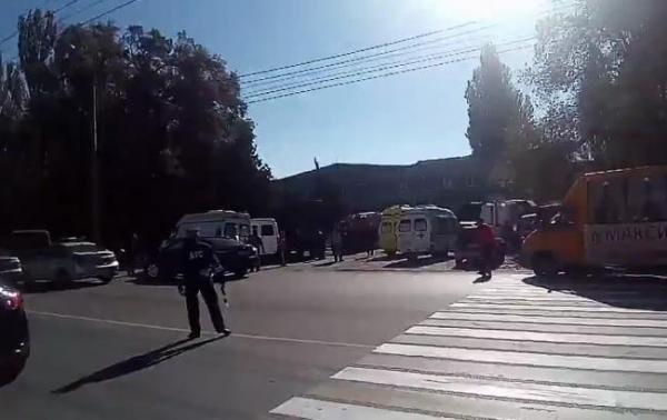 Число пострадавших при взрыве в Керчи увеличилось до 70