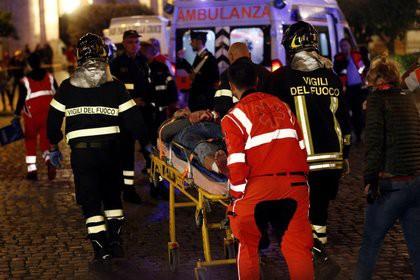В Италии посмеялись над пострадавшими в метро россиянами