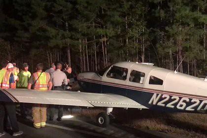 Самолет избежал авиакатастрофы благодаря высшим силам