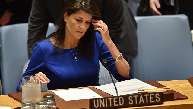 """Хейли резко раскритиковала ООН за нежелание """"наказать"""" Кубу   Свежие новости"""