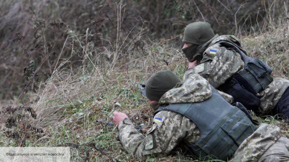 Украинские силовики за сутки 21 раз нарушили режим прекращения огня