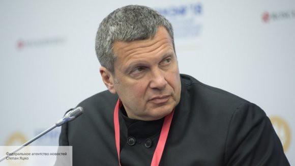 «Надо было вообще все забирать»: Соловьев оценил действия России в Крыму в 2014 году