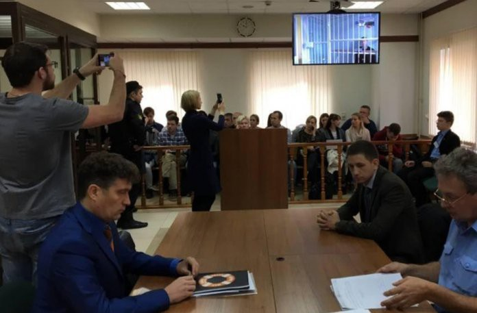 Кокорин расплакался при оглашении вердикта суда
