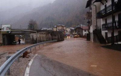 На Сицилии и Сардинии объявлен наивысший уровень погодной опасности