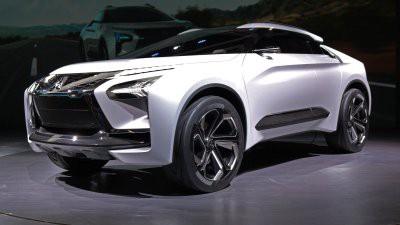 Продажи автомобилей Mitsubishi в России увеличились в октябре на 40%
