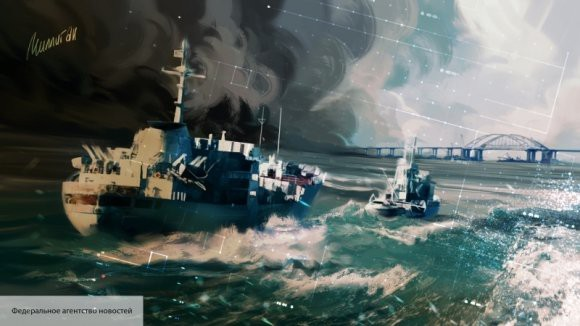 Киеву придется извиняться перед Москвой: моряк захваченного судна «Норд» о последствиях для Украины