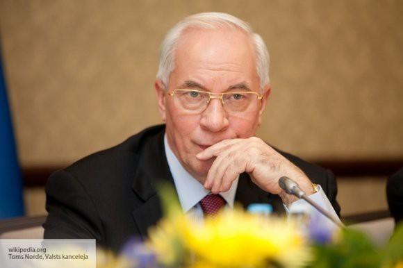 Всё решают США: Азаров рассказал, как санкции против Украины отразятся на антироссийской политике Киева