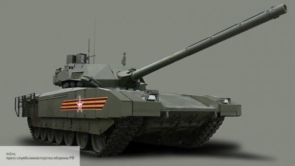 «Заставит глотать его пыль»: в США рассказали о превосходстве «Арматы» над китайскими танками