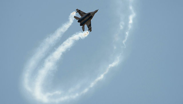 Новый истребитель МиГ-29М разбился в Египте | Свежие новости