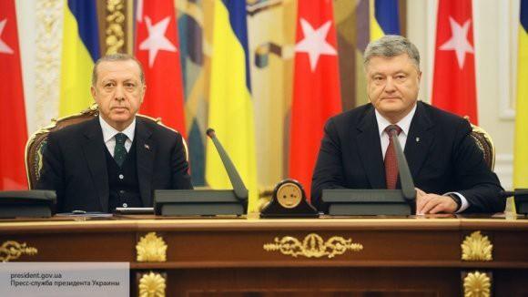 Турецкие игры на украинской земле: эксперт оценил заявление Порошенко, что Анкара поможет с Донбассом