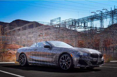 BMW показал кабриолет 8-Series
