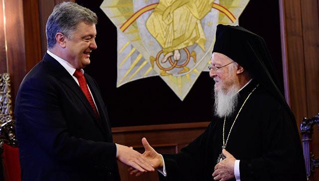 В Совфеде назвали соглашение между Порошенко и Варфоломеем нонсенсом | Свежие новости