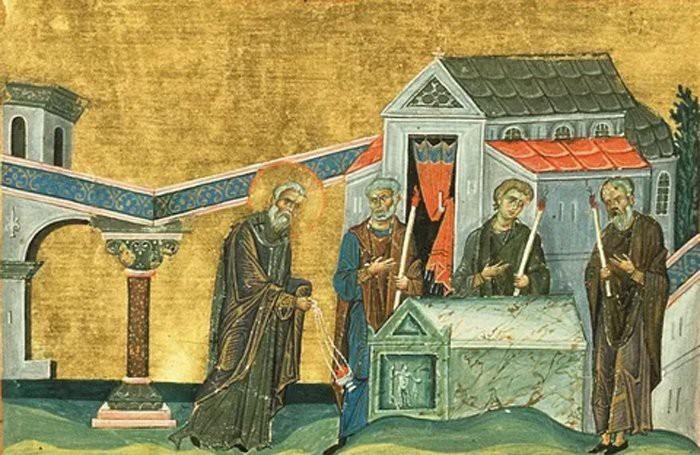 Какой православный праздник 3 ноября 2018 по церковному календарю