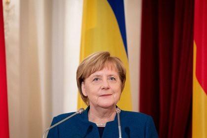 В потере Крыма Украиной нашли вину Меркель