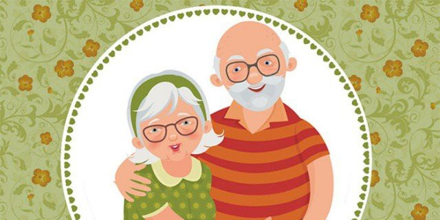 Лучшие поздравления с Днем бабушек и дедушек в прозе, в стихах