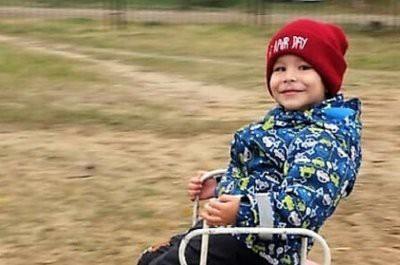 В Волгоградской области продолжаются поиски четырехлетнего Матвея Чернышова