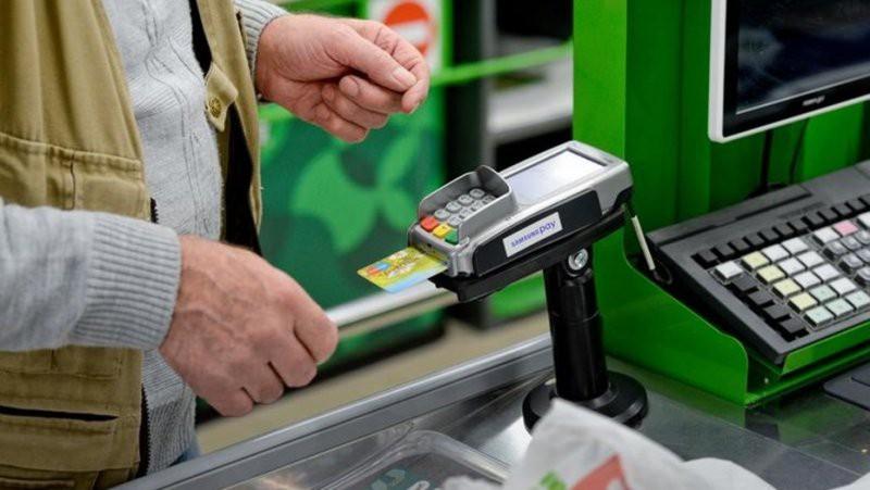 В каких супермаркетах на кассе можно снять наличные