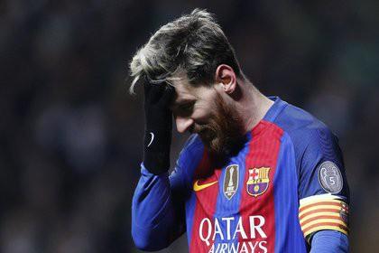 Месси нашел недостойных «Барселоны» игроков