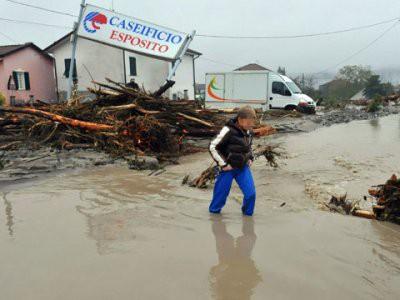 До 30 человек выросло число жертв наводнений в Италии