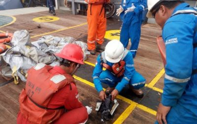 В Индонезии рассказали об обстоятельствах крушения лайнера Lion Air