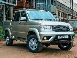 Обновленный «УАЗ Пикап» появился в продаже