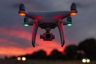В США создали автономных дронов для поиска пропавших людей