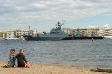 День ВМФ в Санкт-Петербурге 2018: программа мероприятий