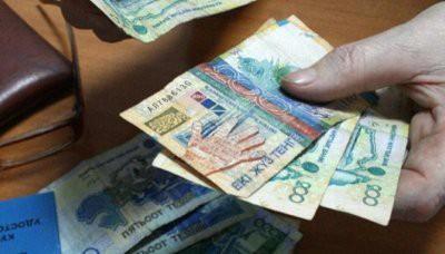 Прожиточный минимум в Казахстане вырос