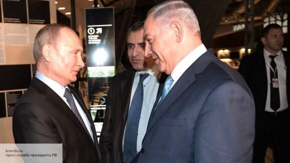 В МИД Израиля заявили о подготовке встречи с Путиным