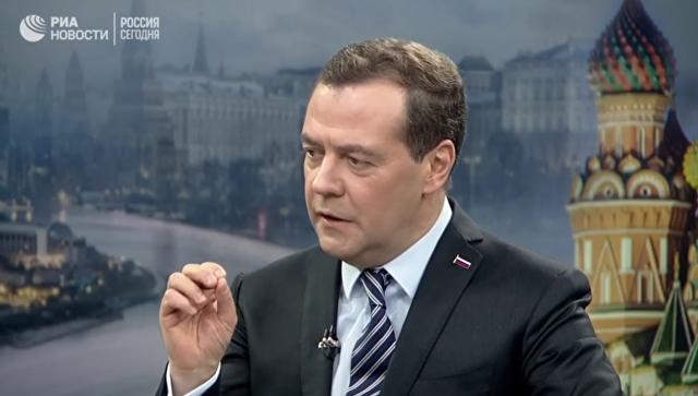 Медведев рассказал, когда решил стать юристом | Свежие новости