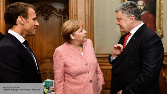 Серьезный урок для Порошенко: эксперт рассказал о «закулисных переговорах» Меркель и главы Украины