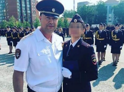 Гузель Сагитова не хотела работать в полиции