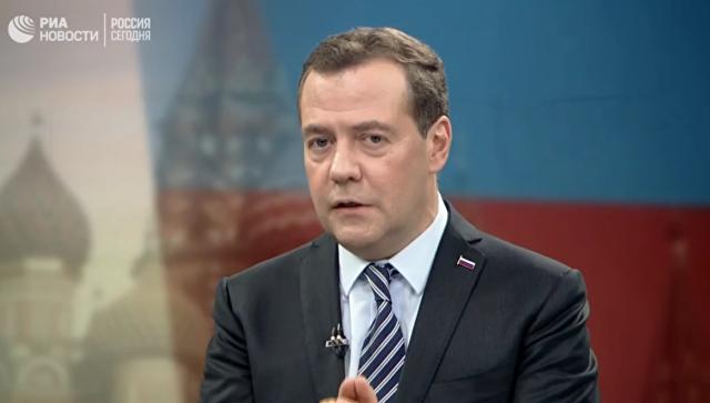 Медведев оценил объем электронной торговли между Китаем и Россией | Свежие новости