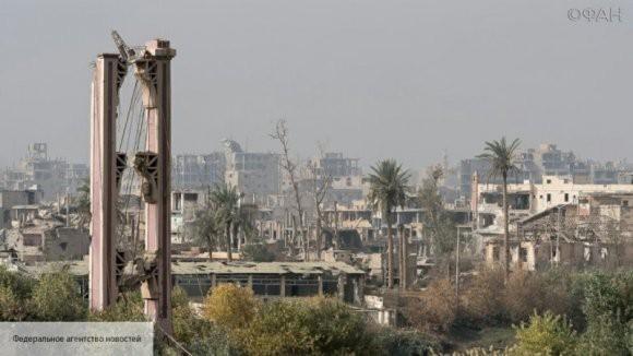 СМИ: Коалиция обстреляла Хаджин снарядами с белым фосфором