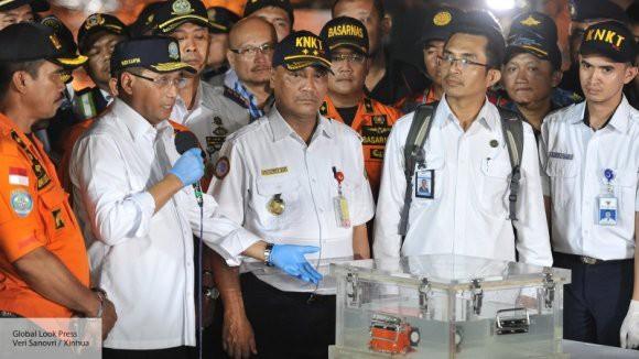 Индонезийские специалисты рассказали о неисправностях Boeing 737