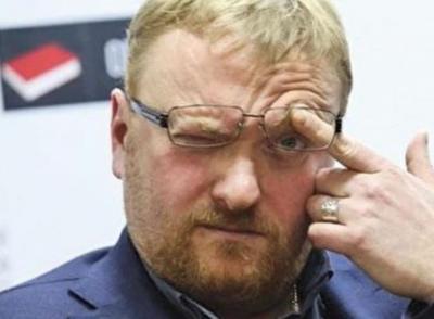 Виталий Милонов сравнил Сергей Шнурова с язвой при сифилисе