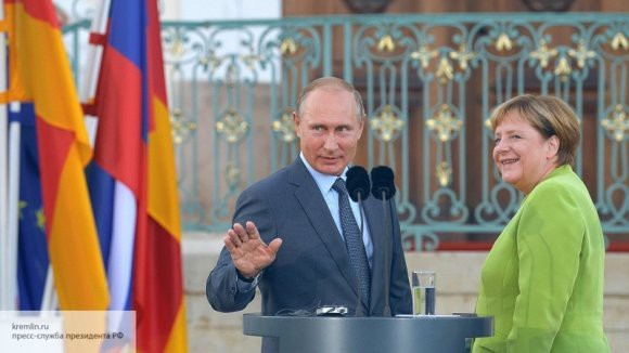 Украинский депутат: в войне на Украине виновата Меркель