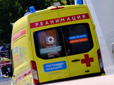 В Петербурге мужчина угрожал убийством сотруднице скорой помощи