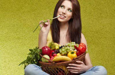 Веганская диета спасает от лишнего веса и депрессии
