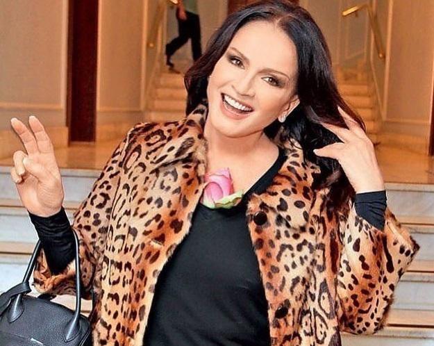 Поклонники восхитились леопардовым нарядом Софии Ротару