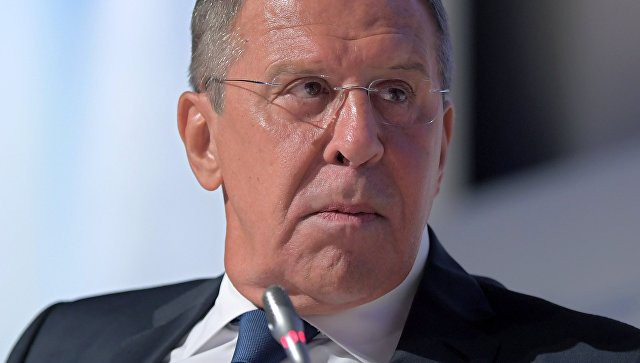 Лавров назвал причину напряженности в отношениях между Западом и Россией   Свежие новости