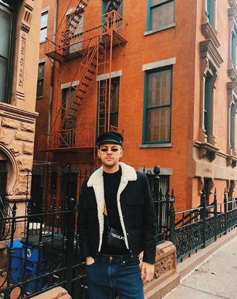 Макс Барских посетил город своих мечтаний