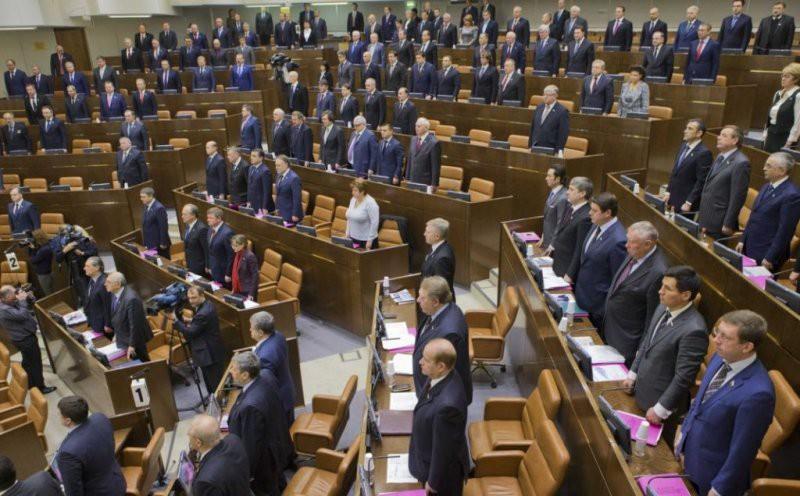 Сокращение госслужащих в 2019 году в России последние новости